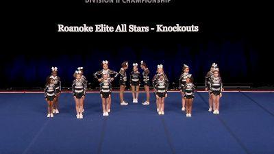 Roanoke Elite All Stars - Knockouts [2021 L1 Junior - Small Semis] 2021 The D2 Summit