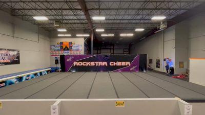 Rockstar Cheer Rhode Island - Big Tymers [L2 Senior - Small] 2021 Coastal at the Capitol Virtual National Championship
