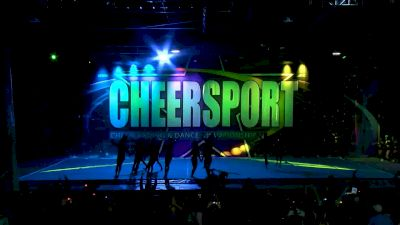 Cheer Extreme - Senior Elite [2021 L6 Senior - Large - Day 1] 2021 CHEERSPORT National Cheerleading Championship