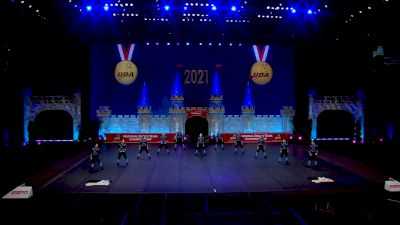 Academy of the Holy Angels [2021 Small Varsity Hip Hop Finals] 2021 UDA National Dance Team Championship