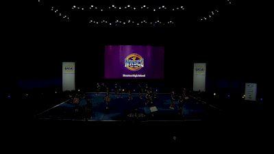 Houston High School [2021 Large Varsity Division I Semis] 2021 UCA National High School Cheerleading Championship