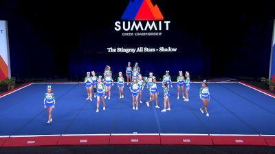 The Stingray All Stars - Shadow [2021 L4 U17 Finals] 2021 The Summit