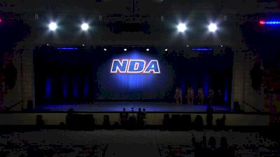 Music City All Stars [2021 Senior Large Contemporary/Lyrical] 2021 NDA All-Star National Championship