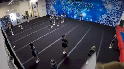Reign Athletics - ICE [L3 Junior - D2 - Small - B] 2021 Beast of The East Virtual Championship