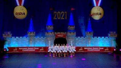 St Thomas More Catholic School [2021 Large Varsity Pom Finals] 2021 UDA National Dance Team Championship