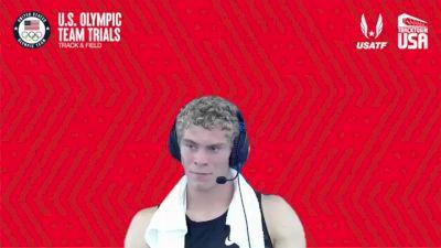 Matthew Boling - Men's 200m First Round
