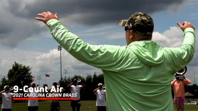 """2021 Carolina Crown Brass: """"9-Count Air"""" Breathing Exercise"""