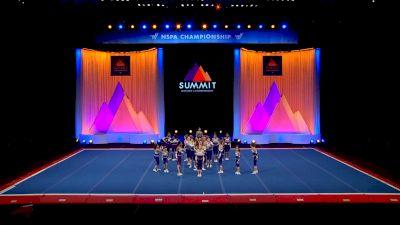 Florida Triple Threat Allstars - THUNDER CATZ [2021 L2 Junior - Medium Semis] 2021 The D2 Summit