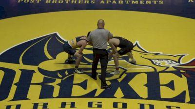 141- Dusty Hone (Oklahoma State) vs Tyler Williams (Drexel)