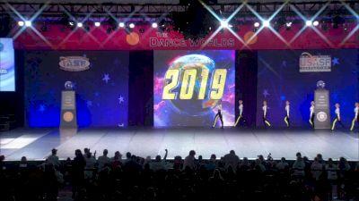 Energizers [2019 Open Kick Finals] 2019 The Dance Worlds