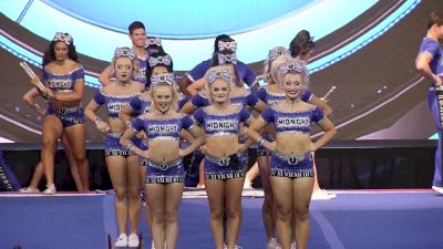 Prodigy All Stars - Midnight [2019 L5 Senior Small Coed Finals] 2019 The Cheerleading Worlds
