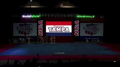 University of Tampa [2019 Intermediate All-Girl Division II Finals] 2019 NCA & NDA Collegiate Cheer and Dance Championship