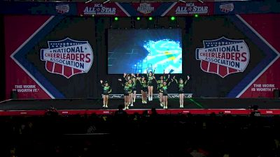Express Stingers Tumble Beez [2020 L1 Small Youth D2 Day 2] 2020 NCA All-Star Nationals