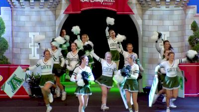 Fossil Ridge High School (CO) [2020 Large Game Day Division I Finals] 2020 UCA National High School Cheerleading Championship