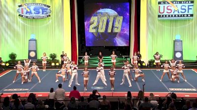 A Look Back At The Cheerleading Worlds 2019 - International Open Small Coed L6 Medalists