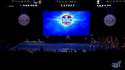 West Nassau High School [2019 Medium Varsity Non Tumbling Finals] 2019 UCA National High School Cheerleading Championship