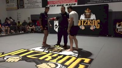 Pedro Marinho vs David Garmo Jitzking 185lb Tournament