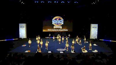 Haynes Academy for Advanced Studies [2020 Large Varsity Coed Non Tumbling Semis] 2020 UCA National High School Cheerleading Championship