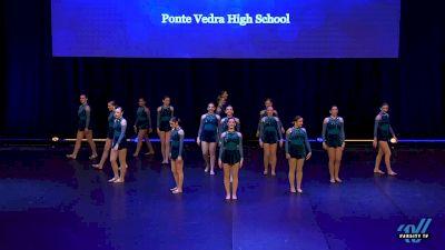 Ponte Vedra High School [2019 Medium Jazz Prelims] UDA National Dance Team Championship
