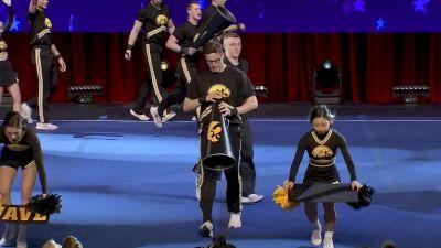 University of Iowa [2020 Cheer Division IA Semis] 2020 UCA & UDA College Nationals