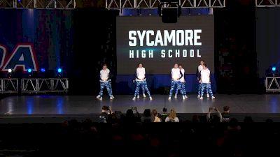 Sycamore High School [2020 Small Varsity Hip Hop Prelims] 2020 NDA High School Nationals