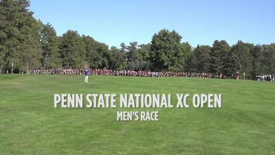 Men's 8K - OK State over Ole Miss