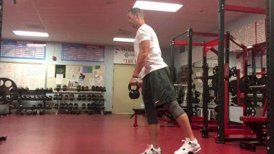 Fitness Friday: Single-Leg Romanian Deadlift With Micah Kurtz