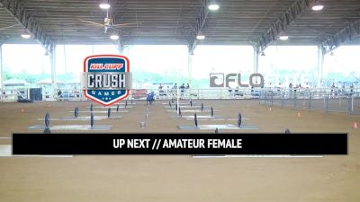 2016 Crush Games Day 2 Arena 1 South Pt.1