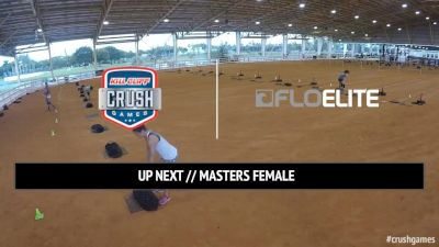 2016 Crush Games Day 2 Arena 2 South Pt.1