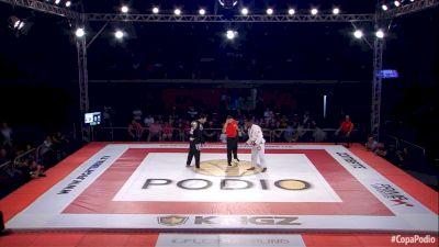 Rodrigo Cavaca vs Nelton Pontes Copa Podio 2016 Heavyweight Grand Prix