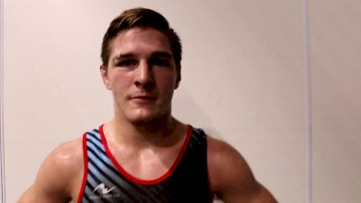 Austin O'Connor Knew Verkleeren's Game Plan For Agony In Ames