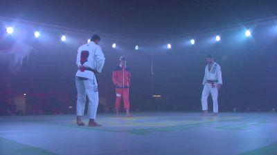 Alex Martins vs Albert Hughes Fight to Win Pro 17
