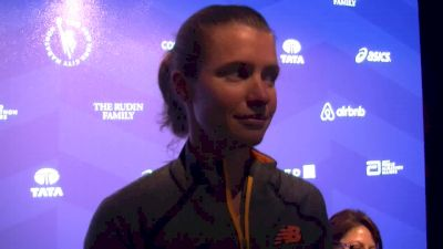 Kim Conley says marathon has been years in the making