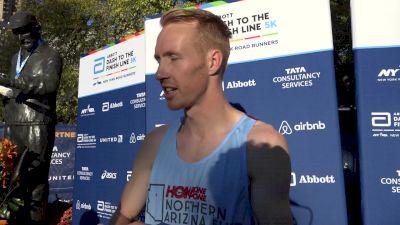 Scott Fauble after Abbott Dash 5K, wants top 15 at world cross