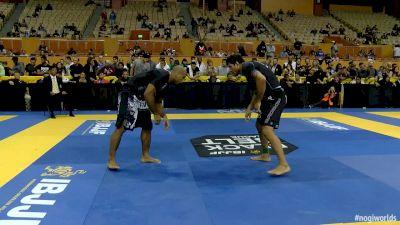 Lucas Barbosa vs Vitor Oliveira 2016 IBJJF No-Gi World Championships
