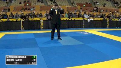 Seayn ODonaghue vs Jerome Harris 2016 IBJJF No-Gi World Championships
