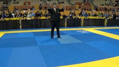 Shane Feldman vs Lorant Grof 2016 IBJJF No-Gi World Championships