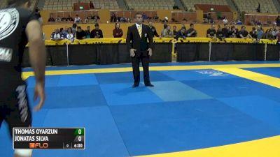 Thomas Oyarzun vs Jonatas Silva 2016 IBJJF No-Gi World Championships