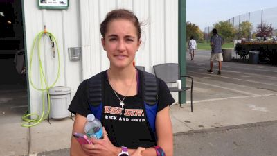Brenna Peloquin feeling confident in return after tough conference meet