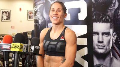 Liz Carmouche Grinds Out Close Decision at UFC 205
