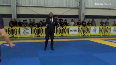 ALANIS CORAL SANTIAGO BETANCOURT vs KATELYN BROOKE HONEYCUTT 2021 Pan IBJJF Jiu-Jitsu No-Gi Championship