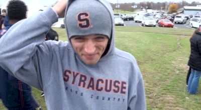 Syracuse's Colin Bennie finishes top 20 in back to back years
