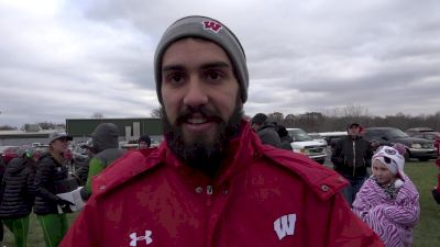 Morgan McDonald of Wisconsin was a top ten individual and the second Aussie