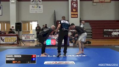 Marc Brewer vs Unknown 2016 ADCC North American Trials