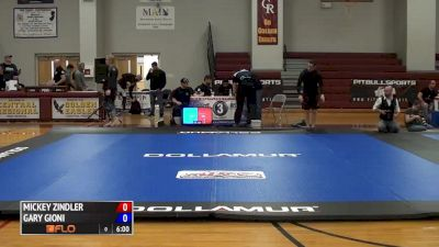 Mickey Zindler vs Gary Gioni 2016 ADCC North American Trials