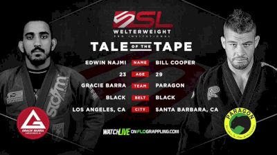 Edwin Najmi vs Bill Cooper Five Super League