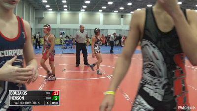 112lb MS Finals: Connor Gaynor, Buxton Brawlers vs Jaxon Smith, Scorpions Blue