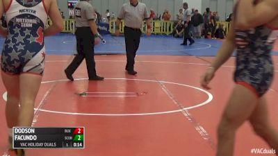 150lb MS Finals: Peyton Craft, Buxton Brawlers vs Tate Nichter, Scorpions Blue