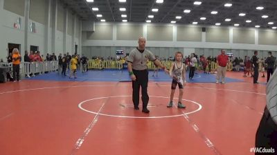 75lb MS Finals: Marc Anthony McGowan, Buxton Brawlers vs Dylan Gilcher, Scorpions Blue