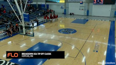 Spring Grove vs Browerville | 12.10.16 | Breakdown USA Tip Off Classic